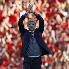 Will be an Arsenal fan until my last breath: Wenger reflects on his time with the Gunners
