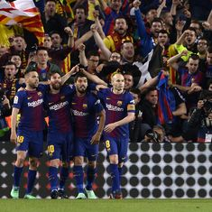 El Clasico: Honours even as Messi keeps 10-man Barcelona on course for unbeaten season