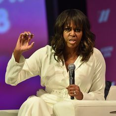 United States: Concerned about women after 2016 election, says former First Lady Michelle Obama