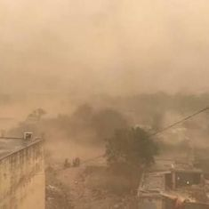 After dust storm in Delhi and Chandigarh, IMD warns of more thunderstorm over the next few days