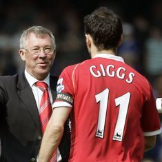 'Now is the time to pray and hope': Giggs, Mata lead well wishes for Alex Ferguson