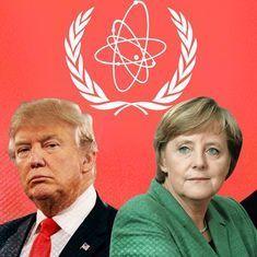 अमेरिका के साथ गलबहियां करने वाला यूरोप ईरान परमाणु समझौते पर उसके खिलाफ क्यों खड़ा है?