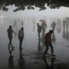 Thunderstorm and squall likely in north Indian hill states from Sunday, predicts IMD