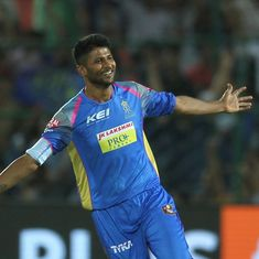 Vijay Hazare Trophy: K Gowtham stars with five-for as Karnataka beat Jharkhand by 123 runs