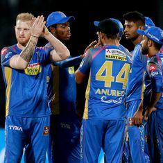 RR vs KXIP, as it happened: Rajasthan Royals beat Kings XI Punjab by 15 runs despite Rahul's 95
