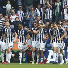 West Brom relegated from Premier League after Southampton beat fellow strugglers Swansea