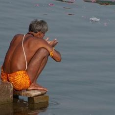 Under the Modi government, Parliamentarians have asked a stream of questions about the Ganga