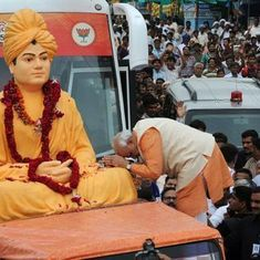 Readers' comments: 'Comparing Swami Vivekananda with Modi was unnecessary and stupid'