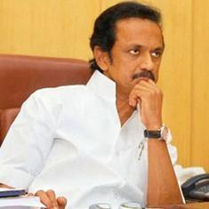 'Party lost a leader, I lost my mentor,' says Karunanidhi's son MK Stalin at DMK meeting