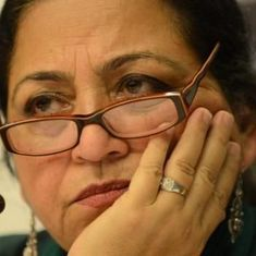 Srinagar court issues non-bailable warrant against activist Madhu Kishwar in defamation case
