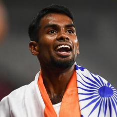 'I owe her this': Dharun Ayyasamy hopes Asian Games medal will help him support widowed mother