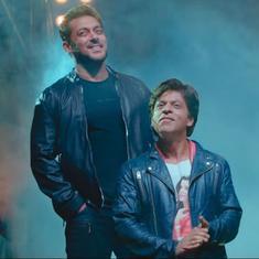 'Zero' Eid teaser: Mini-Shah Rukh Khan and Salman Khan shake a leg