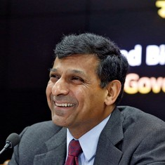 RBI governor's term should be four years and not three, says Raghuram Rajan