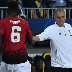 Mourinho praises Pogba, says Manchester United will be a better team this season