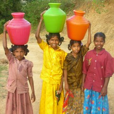 One in four rural Indian households walks more than 30 minutes to get water
