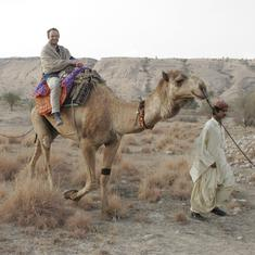 'What more is there to life than love and warfare?': A Baloch leader explains his philosophy