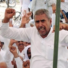 Ground report: The Haryana protests are peaceful (for now) but Jat anger smoulders underneath