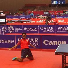 Asian Games: How Sathiyan kept his focus to record two massive wins and ensure a historic TT medal