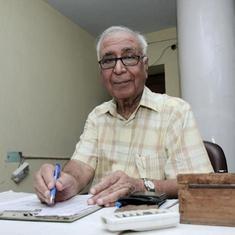 Professor NN Wig, doyen of Indian psychiatry, dies at 88