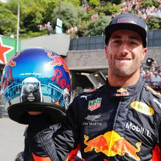 'It's not over yet': Daniel Ricciardo likely to sign a new two-year contract with Red Bull