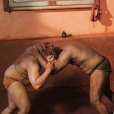 Watch: National film award winner 'Matitali Kusti' tackles the decline of mud wrestling