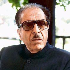 कांग्रेस के नेता सैफुद्दीन सोज ने जम्मू-कश्मीर के मसले पर परवेज़ मुशर्रफ का समर्थन किया