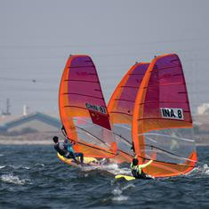 Asian Games: Sailers complain of stomach cramps, diarrhoea after swallowing dirty sea water