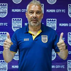 Indian Super League: Mumbai City extend coach Jorge Costa's stay till 2020 season
