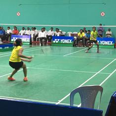 Badminton: Gayatri Gopichand, Lakshya Sen enter semis of Hyderabad senior ranking tournament