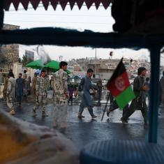 At least eight killed in multiple blasts at a cricket match in Afghanistan