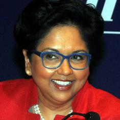 From marriage pressure at 18 to heading PepsiCo at 50: Indra Nooyi's long journey