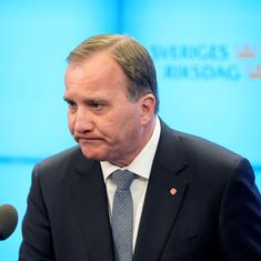 Swedish PM Stefan Lofven resigns a week after losing trust vote in Parliament