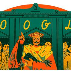 Google Doodle celebrates 246th birth anniversary of Raja Ram Mohan Roy