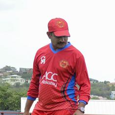 'I like challenges': New coach Lalchand Rajput wants to restore glory days for Zimbabwe
