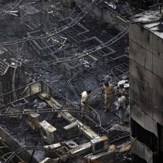 Kamala Mills fire: Judicial panel recommends action against restaurant owners