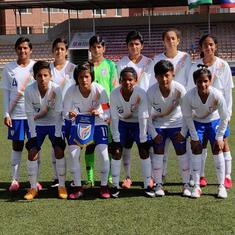 Football: Sports ministry gives go-ahead for bid to host Under-17 women's World Cup 2020 in India