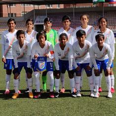 AFC U-16 Women's Championship: Avika, Sunita and Shilky help India beat Pakistan 4-0