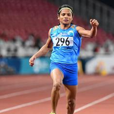 Dutee Chand is maturing as a runner and will only get better with more competitions: Rachita Mistry
