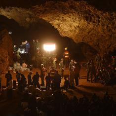 Thailand: Cave from where 12 boys, football coach were rescued to be turned into a museum