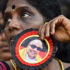 The big news: DMK prepares to bury Karunanidhi at Chennai's Marina Beach, and nine top stories