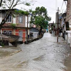 पूर्वोत्तर में भारी बारिश से 12 लोगों की मौत और लाखों के बेघर होने सहित आज के ऑडियो समाचार