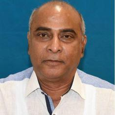 Goa: Manohar Ajgaonkar appointed deputy chief minister days after he quit MGP and joined BJP