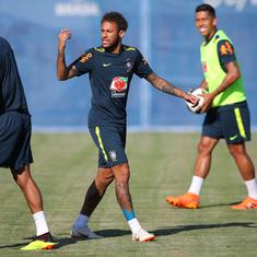 'Neymar is only in recovery stage': Tite wants other players to take responsibility against Serbia