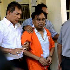 Charges filed against gangster Chhota Rajan in J Dey murder case