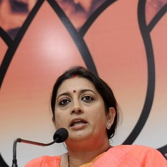 NDA will announce new education policy before it finishes 2 years in office on May 26: Smriti Irani