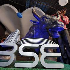 Sensex, Nifty rally for second straight session, register biggest single-day gain in 10 years