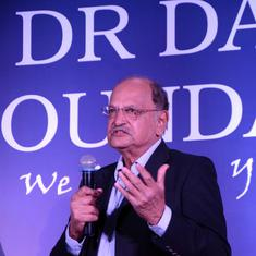 Farewell, Wadekar Sir