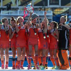 Women's Hockey World Cup: Netherlands beat Ireland 6-0 to win record eighth title