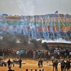 India expresses concern over Palestinian deaths on Gaza border, urges for peace