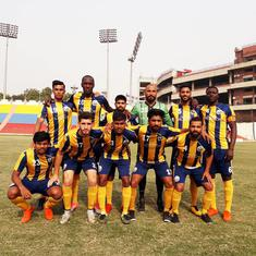 Real Kashmir FC become first team from J&K to qualify for I-League, lift 2nd division trophy
